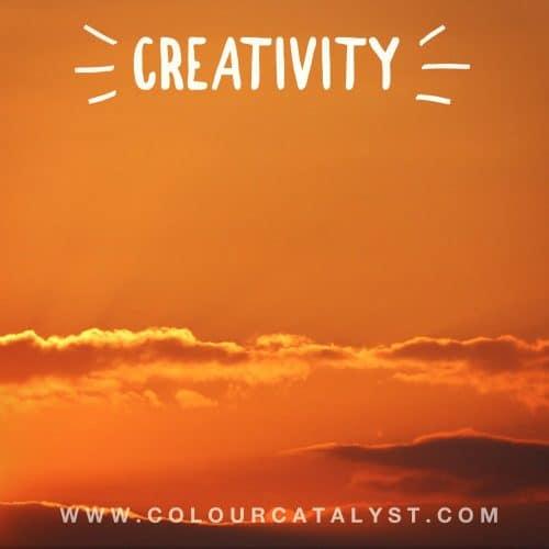 Creativity Colour Catalyst
